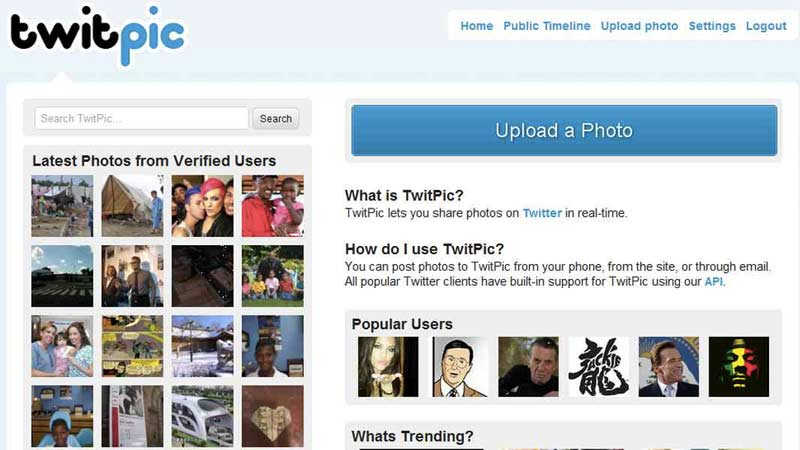 photosharing service twitpic is shutting down blames